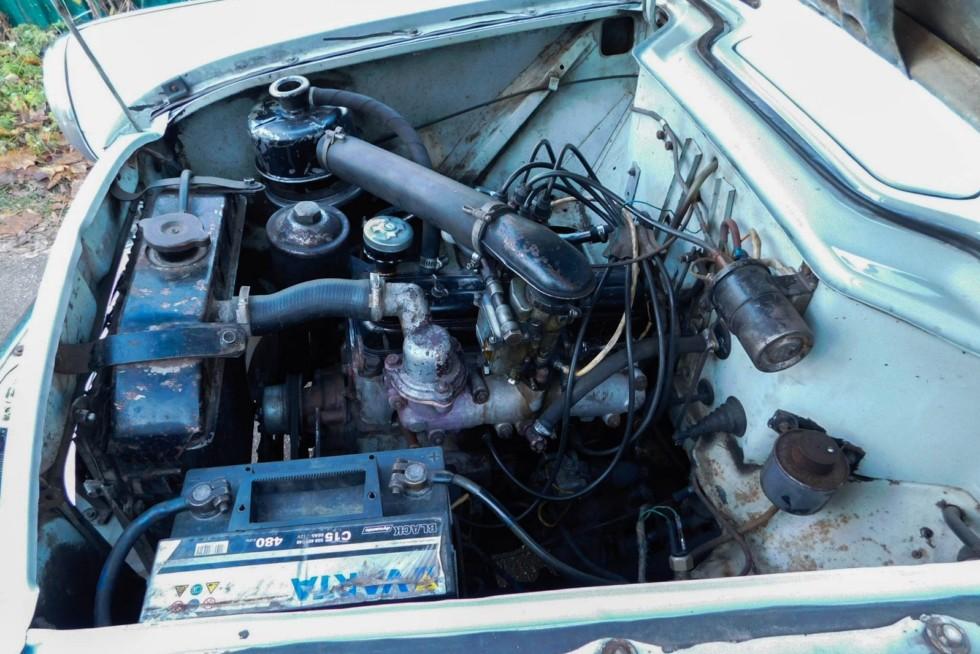 Москвича 407 двигатель (2)