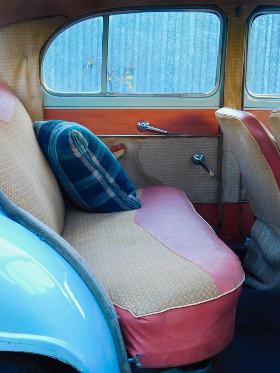 Москвича 407 сидения