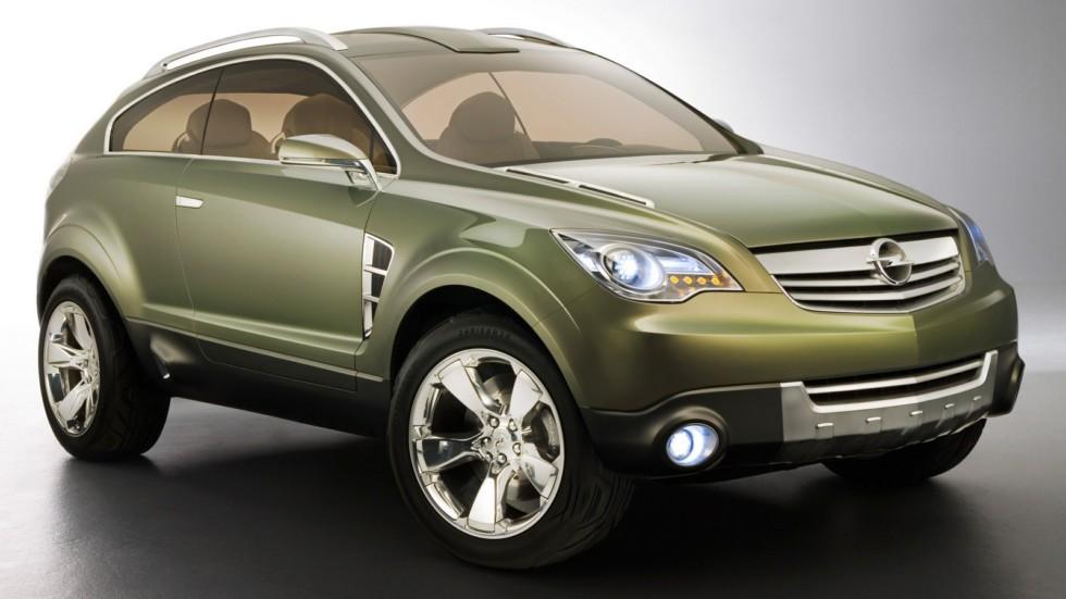Opel Antara GTC Concept '09.2005