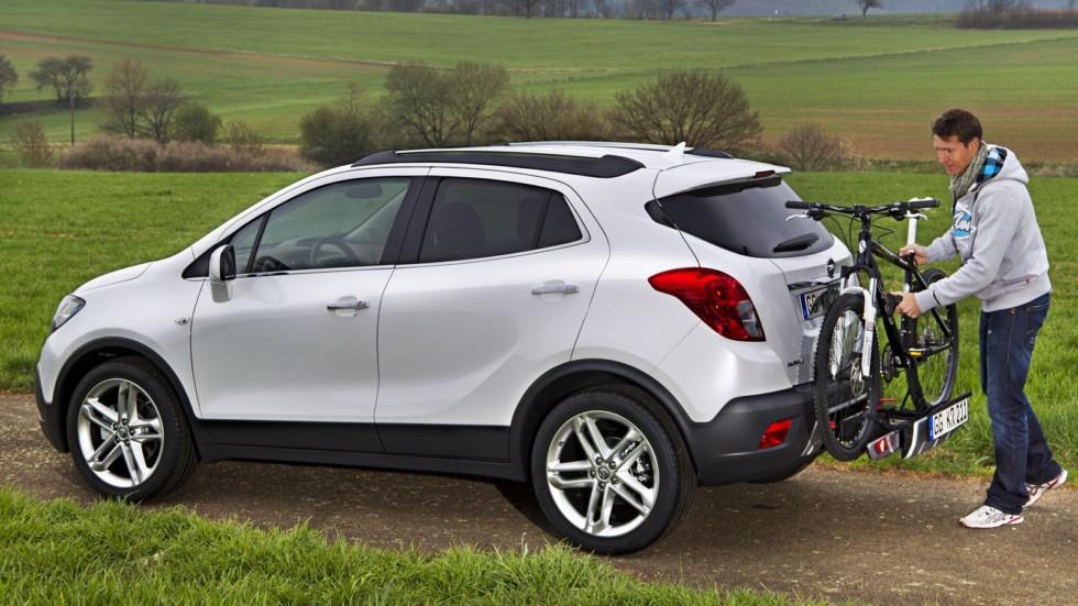 Opel Mokka '2012–16 7