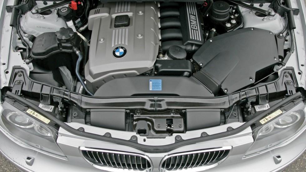 Под капотом BMW 130i 5-door (E87) '2005–07