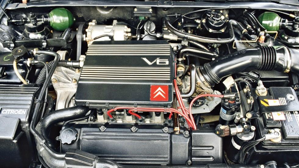Под капотом Citroen XM Break '1989–94