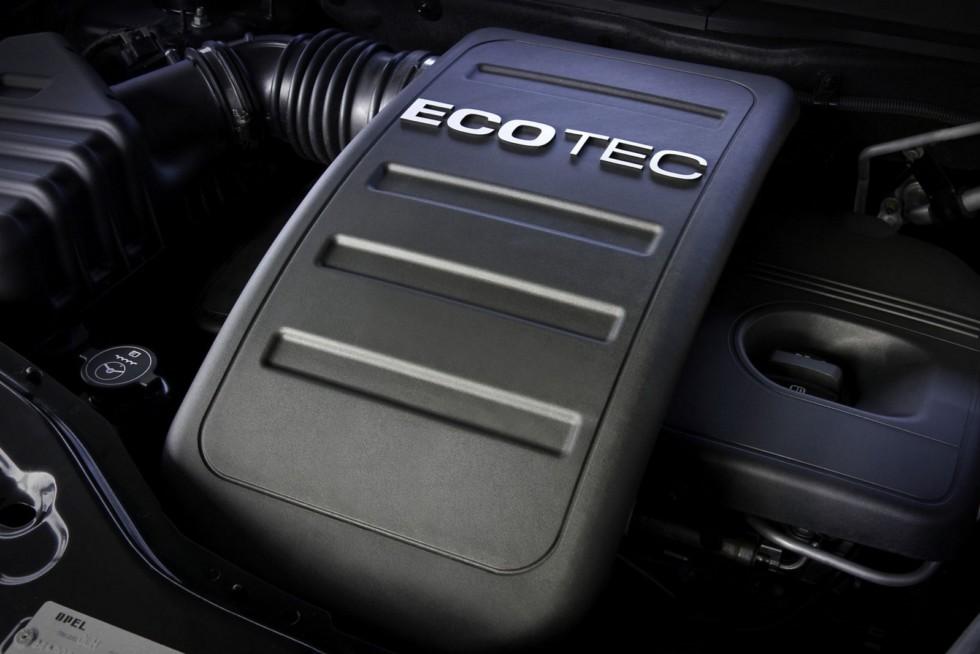 Под капотом Opel Antara '2010–15ч