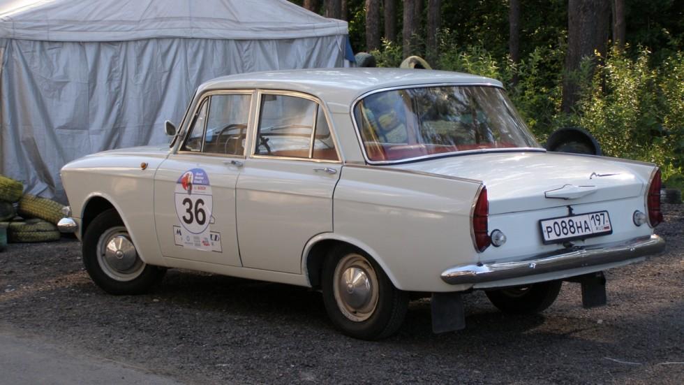 СИ Москвич-408 - ижевский первенец 1