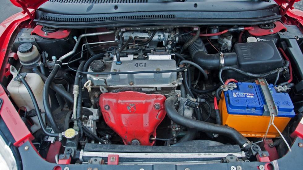 Tagaz Aquila двигатель