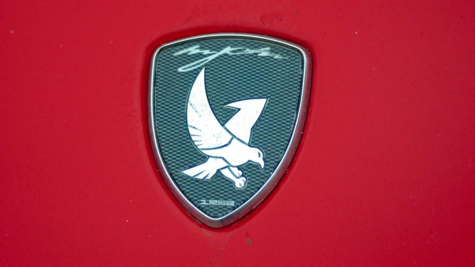 Tagaz Aquila эмблема