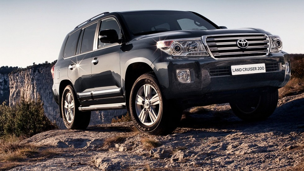 Toyota Land Cruiser V8 (URJ200) '2012–15