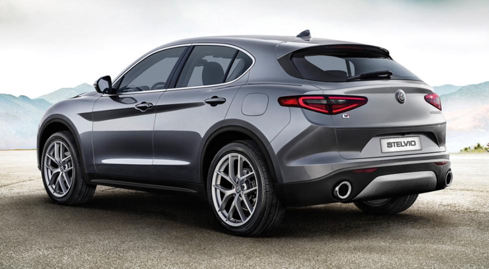 Люксовый кроссовер Alfa Romeo породнится с самым дешёвым Джипом