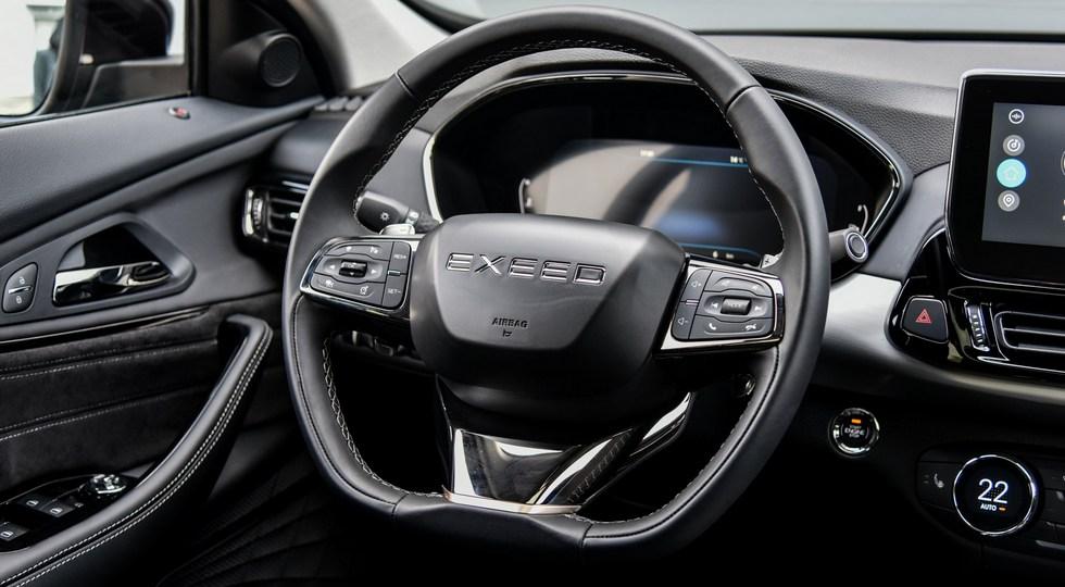 Премиум-кросс Chery дебютировал в короткой версии. Растянутый SUV – пока лишь для пятерых