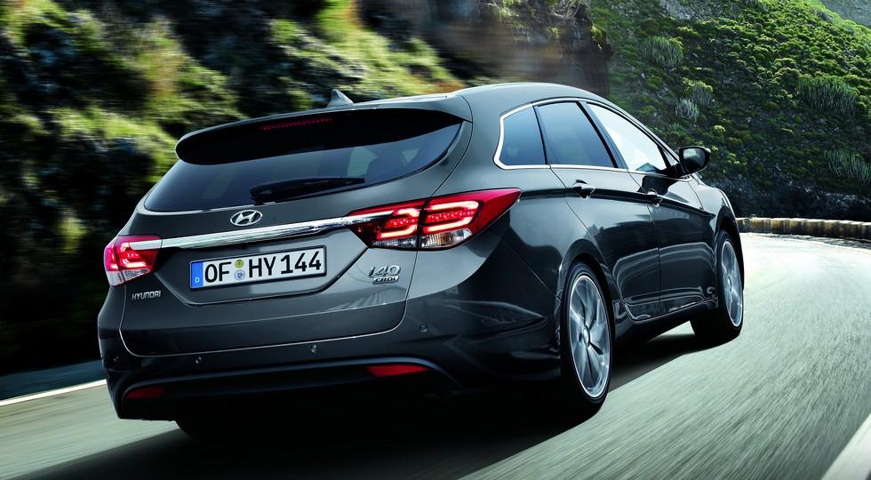 Hyundai Sonata нового поколения могут превратить в универсал