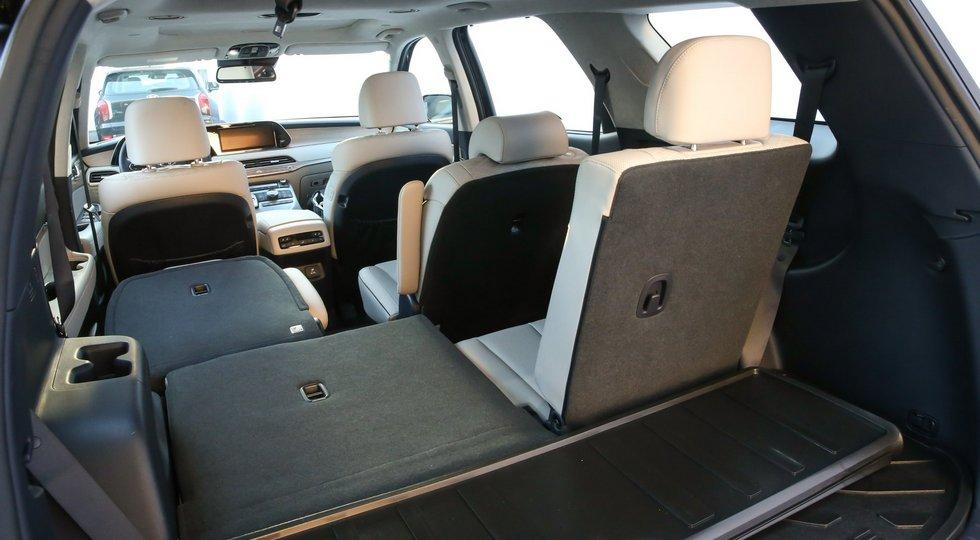 Флагманский кроссовер Hyundai Palisade получил дизель от Santa Fe. Уже в продаже