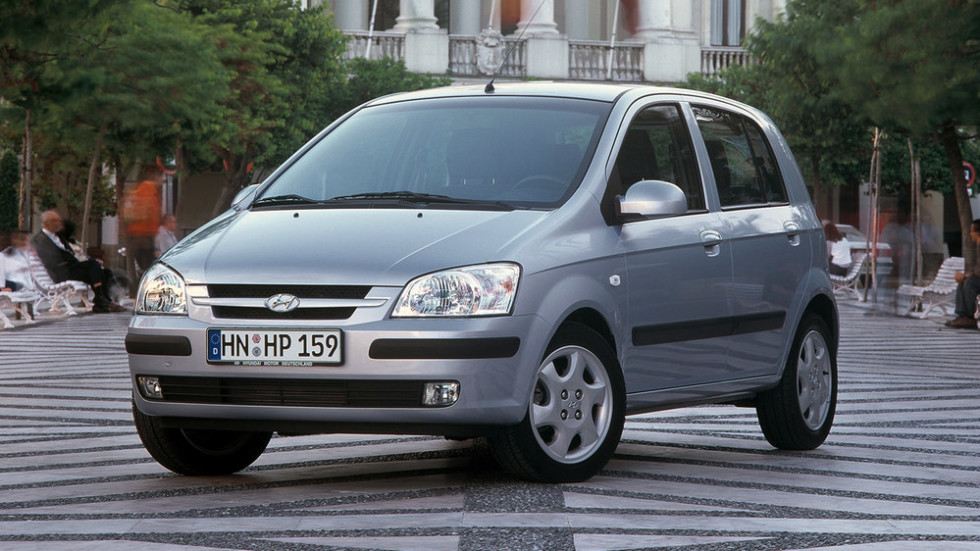 Hyundai Getze '2002-2005