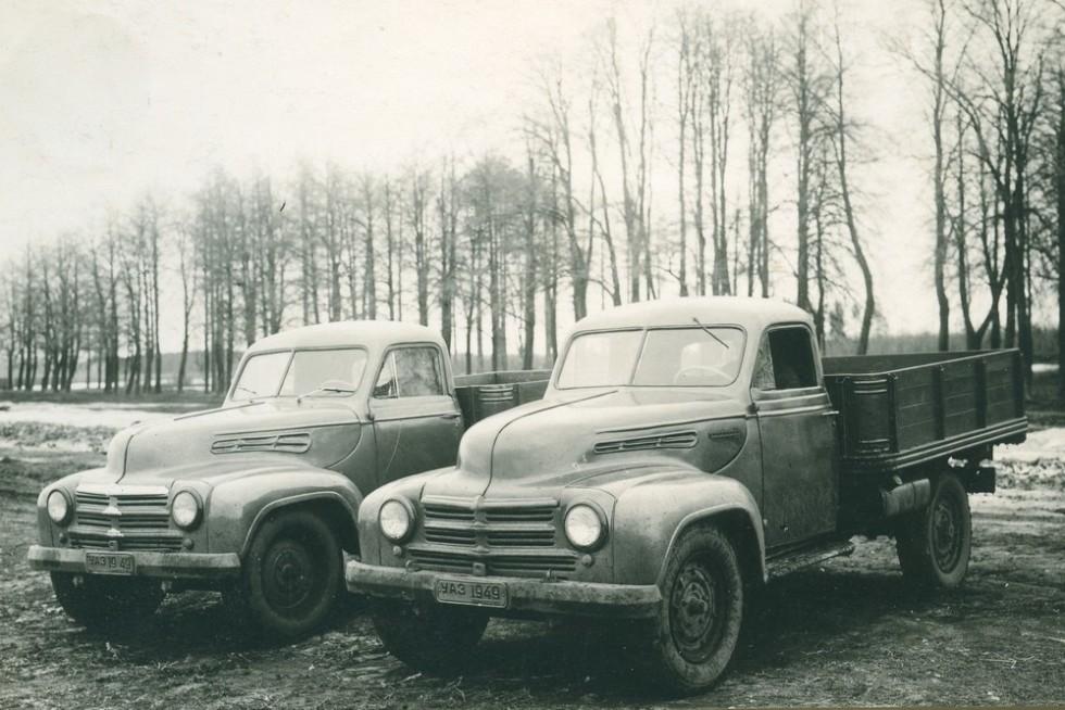 УАЗ-300 мог стать первой «Буханкой» и даже русским Ford F, но в итоге не родился вообще…