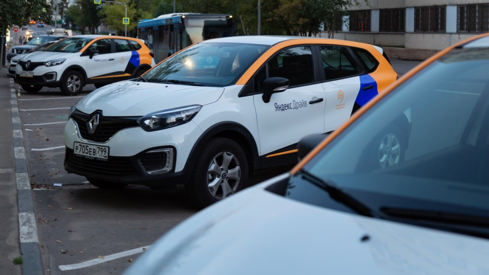 MOSCOW, RUSSIA - AUGUST 17, 2018: A Renault Captur, crossover fr