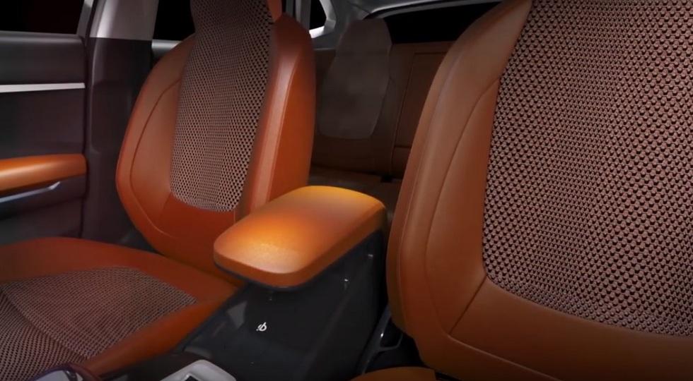 Новый кроссовер Kia окажется дороже родственного Hyundai Creta