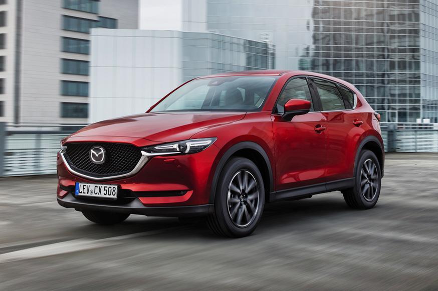 ТОП-10 SUV России: Nissan Qashqai уступил Mazda CX-5, a Kia Sportage вернулся в список