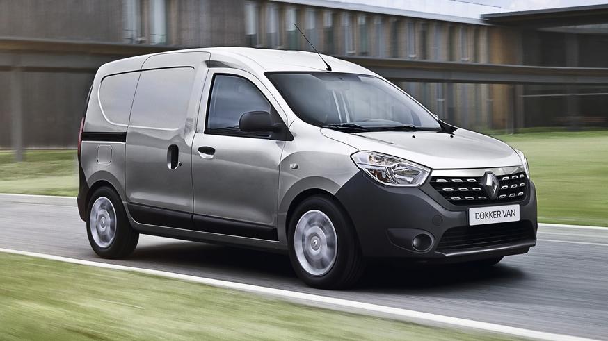 На фото: Renault Dokker