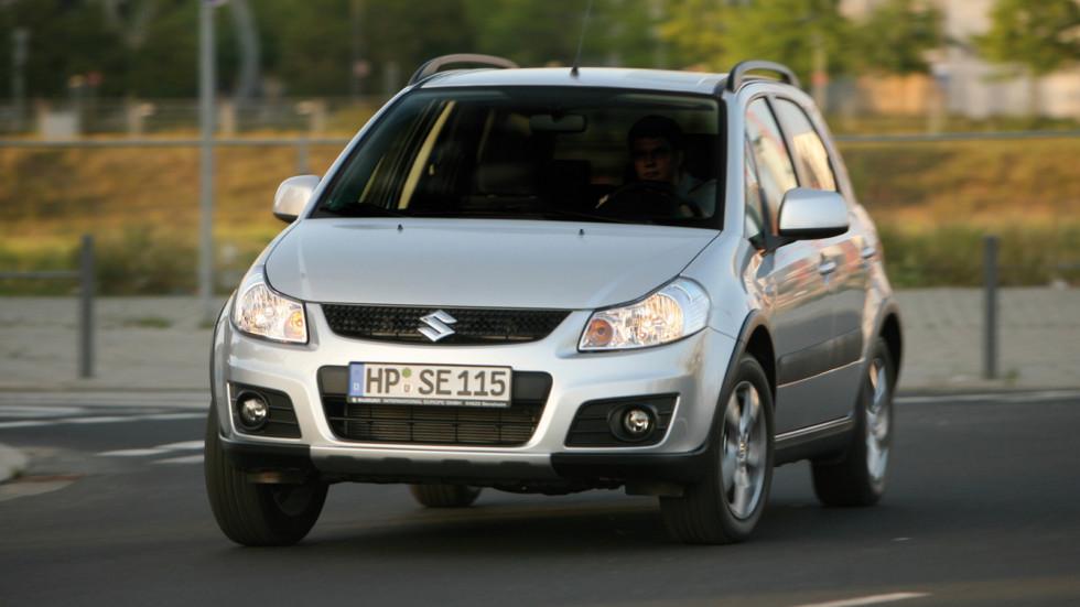 Suzuki SX4 '2009–14