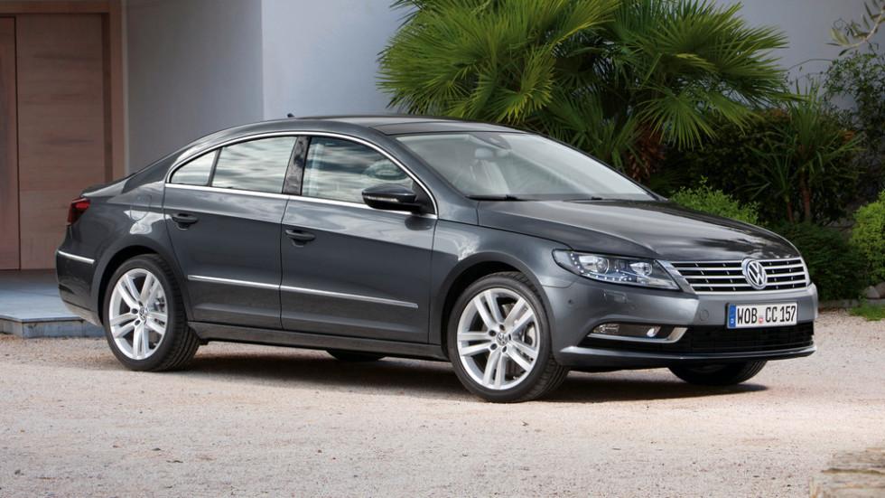 Der neue Volkswagen CC