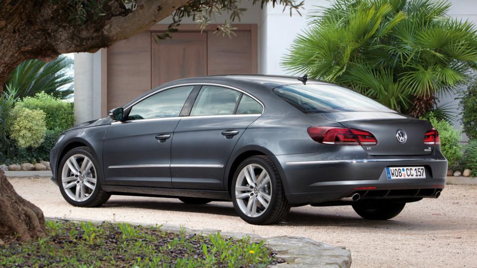 Volkswagen CC '2012–17