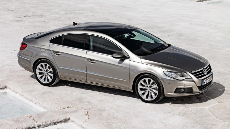 Volkswagen Passat CC '2008–11