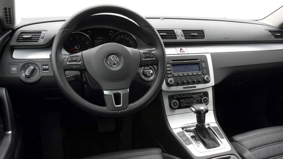 Салон Volkswagen Passat CC '2008–11