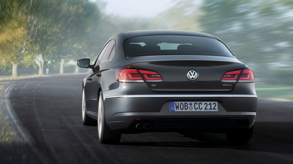 Volkswagen CC BlueMotion '2012–17