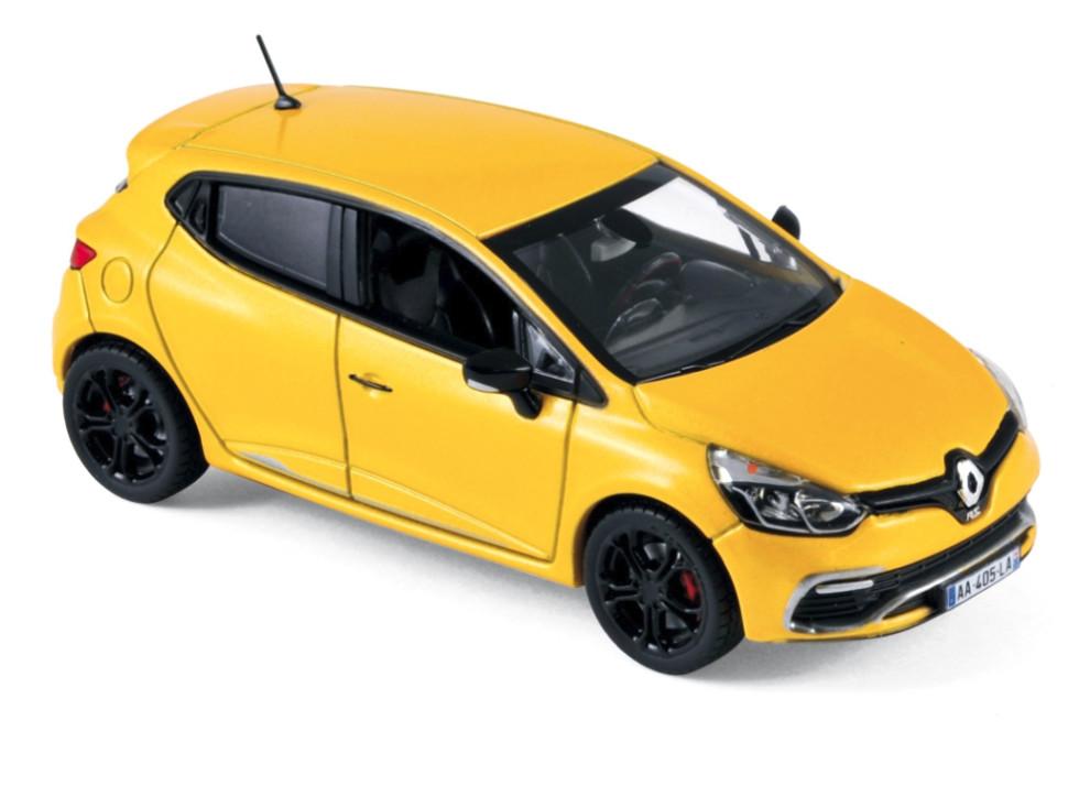 Маленький, да удаленький: модельщики рассекретили новый Renault Clio