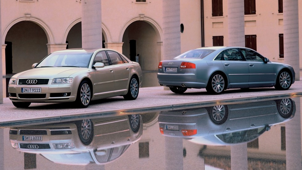 Audi A8 (D3) '2003–05