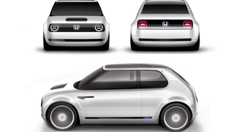 Серийный ретрохэтчбек Honda задерживается, но сохранит очарование концепта