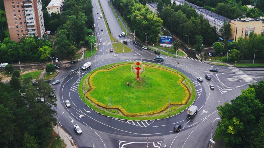 На фото: «турбокольцо» в Чебоксарах