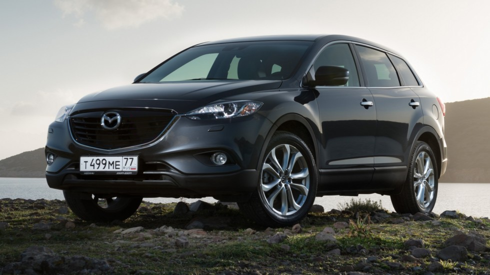 Mazda CX-9 Worldwide '2013–16