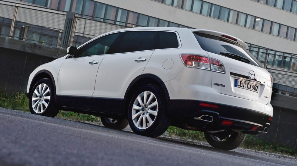Mazda CX-9 Worldwide '2008–09