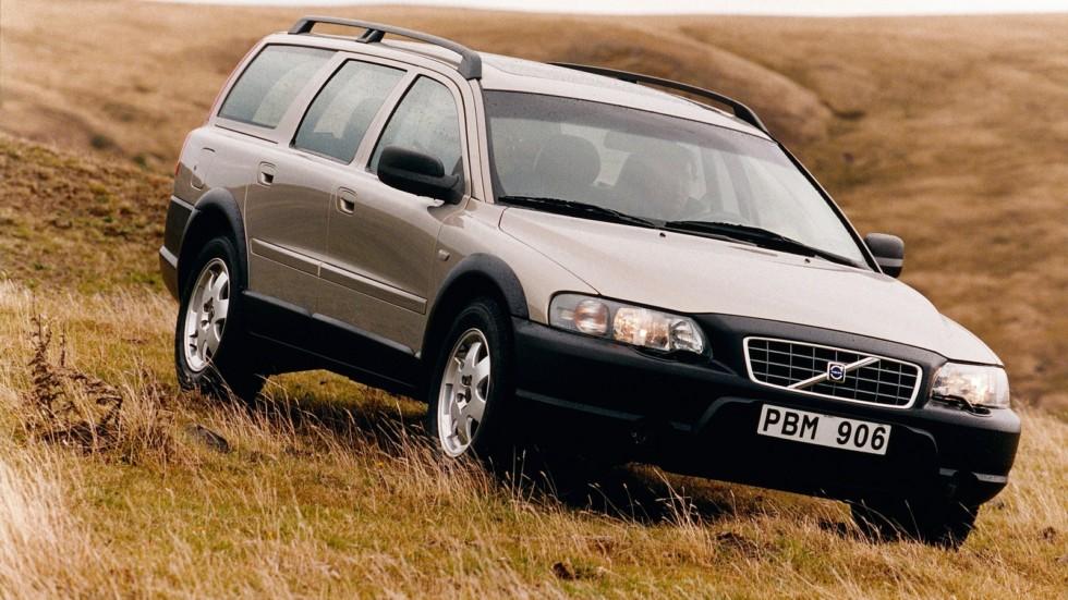 Volvo V70 XC '2000–02