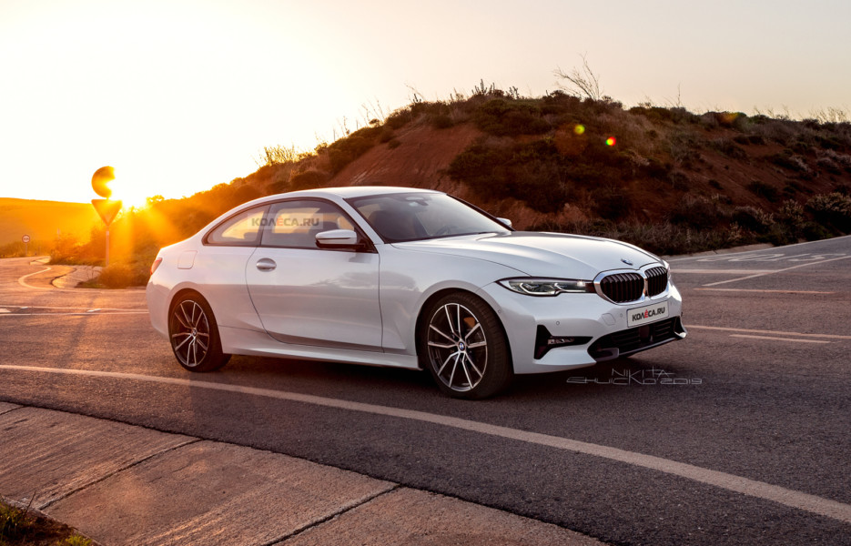 Новый BMW 4 серии: первые изображения