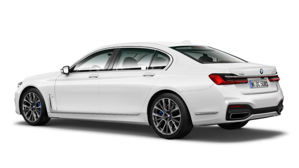 BMW 7er rear13