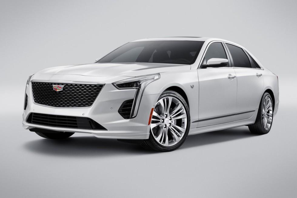 Даже такие сравнительно новые модели, как Cadillac CT6, пали жертвой джи-эмовской оптимизации: флагманская модель уйдёт с американского рынка