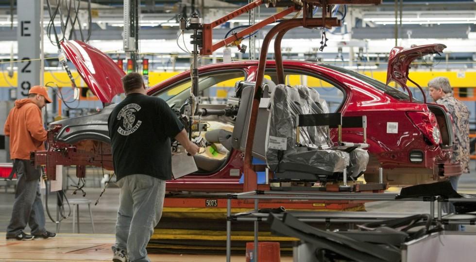 GM снимет с производства Chevrolet Aveo/Sonic