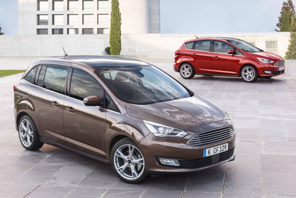 Сегмент компактвэнов/минивэнов в 2018 году просел сразу на 27% до 891 тысячи автомобилей. Некогда популярный Ford C-MAX в этом году исчезнет с рынка.