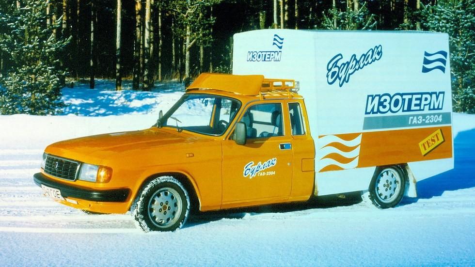 "ГАЗ-2304 ""Бурлак"" Опытный '1993–94"