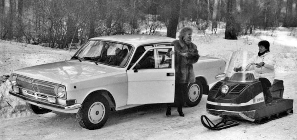 "ГАЗ-24-10 ""Волга"" '1986–92"