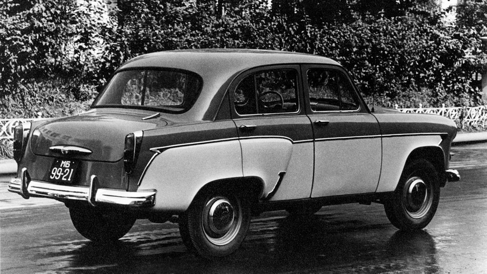 Москвич-407 1958