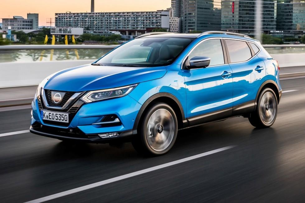 Nissan Qashqai теряет европейских покупателей но пока удерживает лидерство в сегменте SUV.