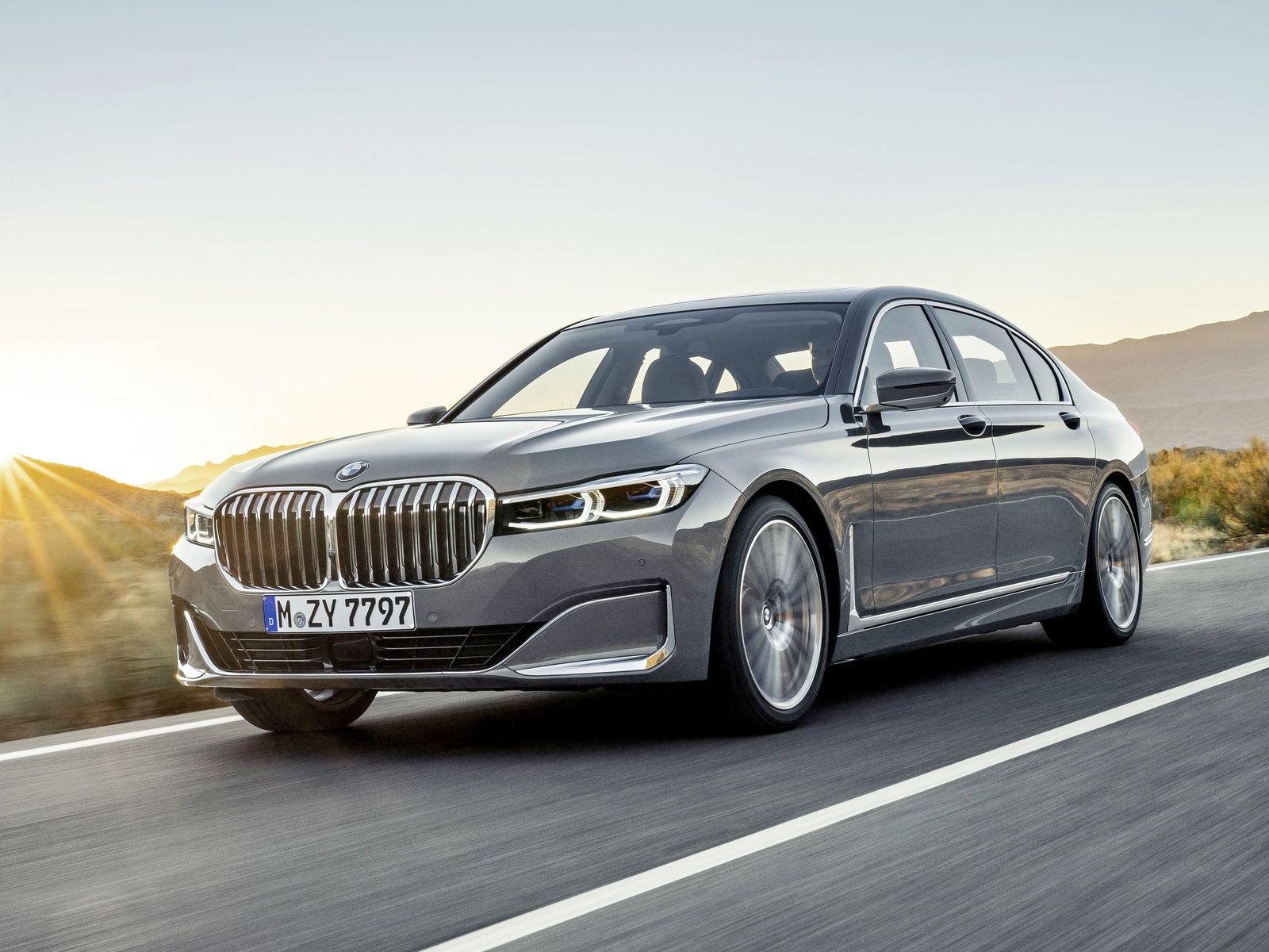 be515474 BMW 7 серии: обновление без сюрпризов и цена от 5,48 млн рублей - Колеса.ру