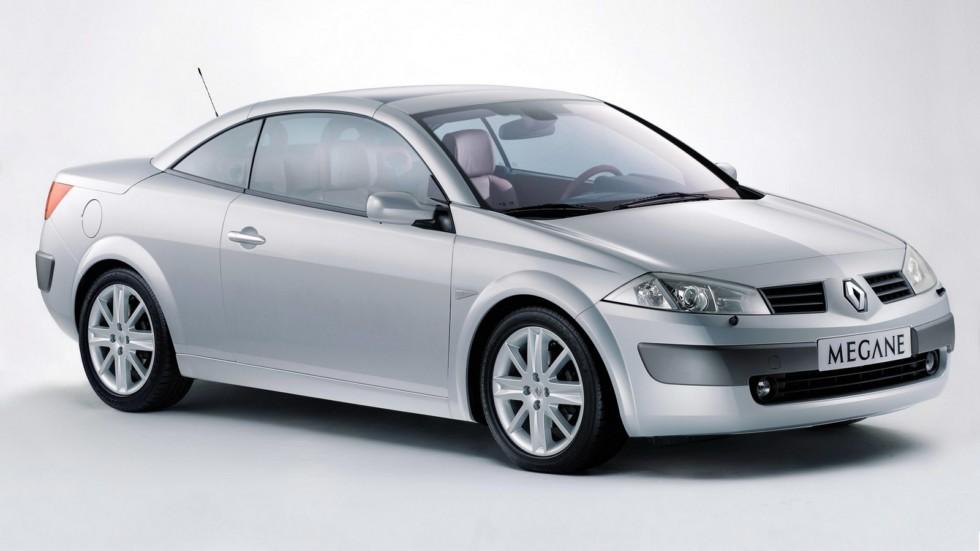 Renault Megane CC Worldwide '2003–06