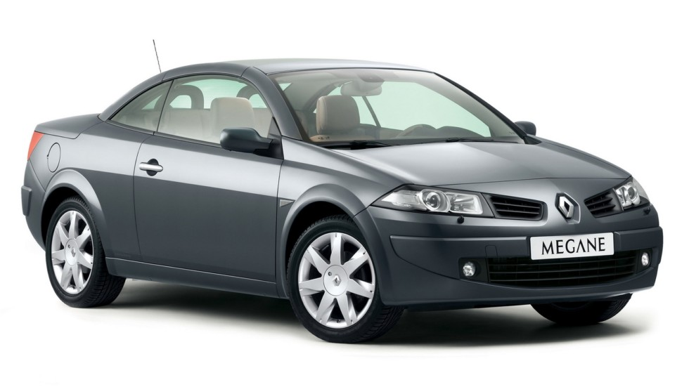 Renault Megane CC '2006–10