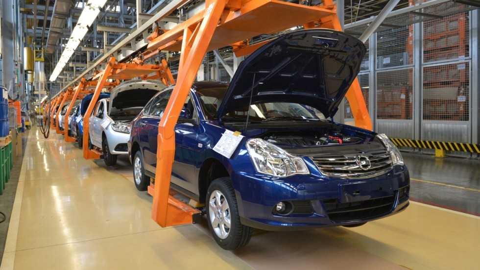 На линии В0 тольяттинского предприятия Nissan Almera выпускали с 2013 по 2018 год. Сборка остановлена, но отгрузки дилерам идут - на складах много машин