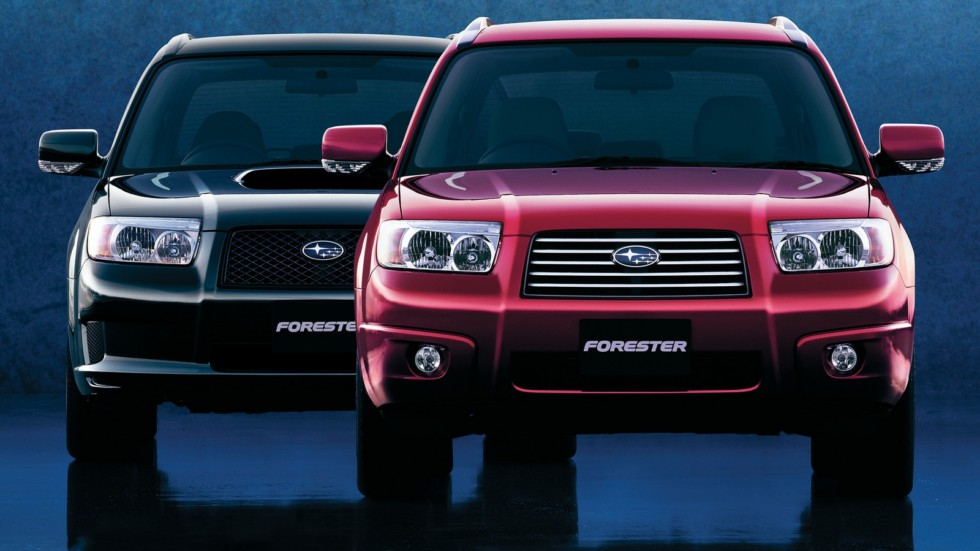 Subaru Forester '2002–08