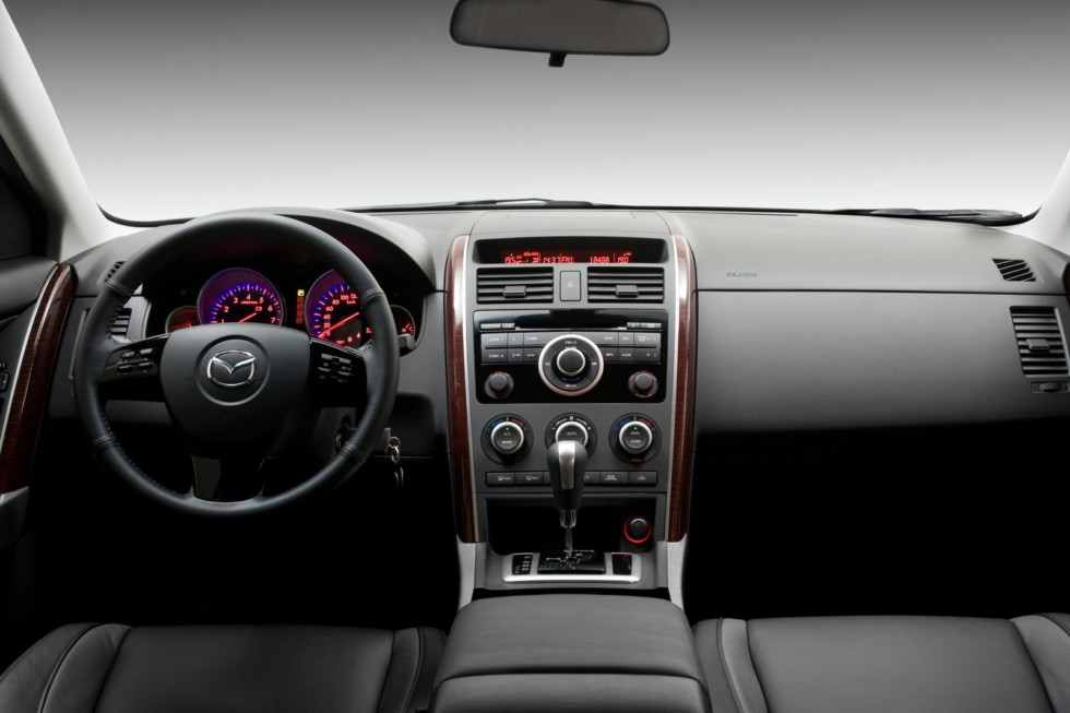Торпедо Mazda CX-9 Worldwide '2008–09