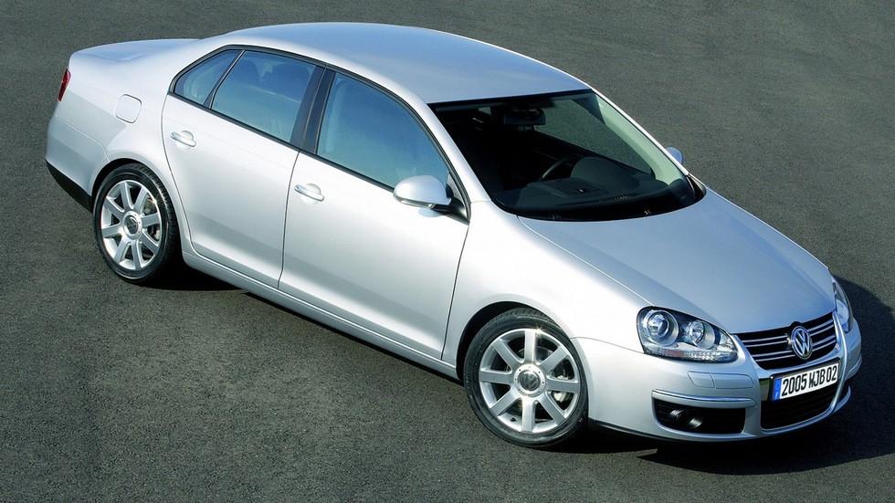Volkswagen Jetta (Typ 1K) '2005–10